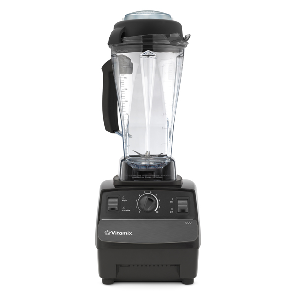 5200 black front hr Vitamix