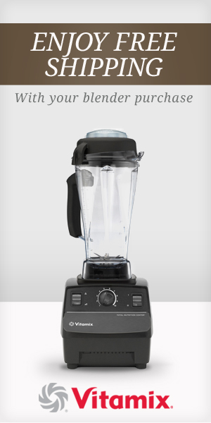 VITAMIX SPECIAL OFFER!